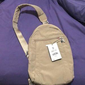 Baggallini sling backpack